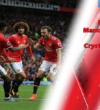 Hasil Skor Manchester United vs Crystal Palace 4-0